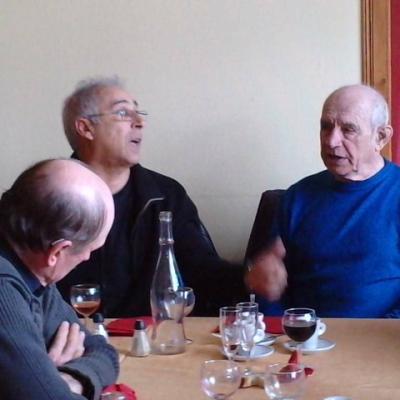 Repas club 27 février 2011