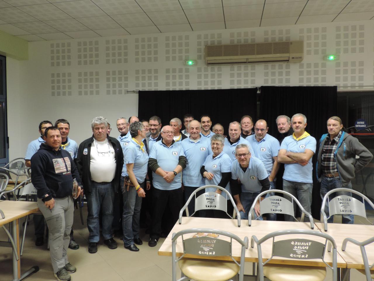 quelques bénévoles ...parmis les 50 présents (3)
