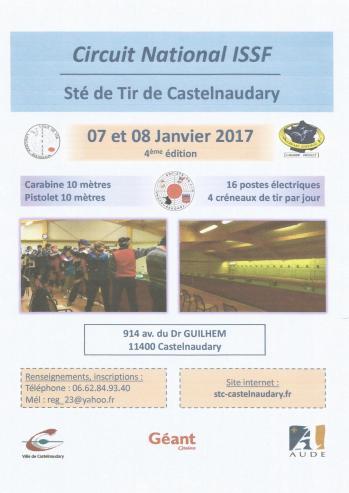Concours castelnaudary cn